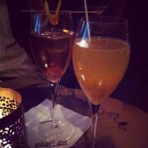 S manželem po dlouhé době v baru v Praze