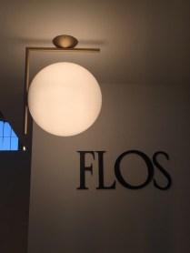 Stropní - nástěnné světlo Flos