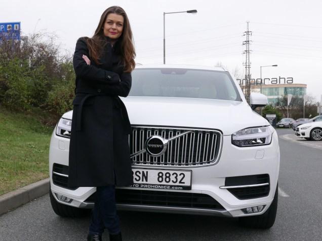 Já a Volvo