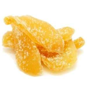 lamelles de gingembre confit