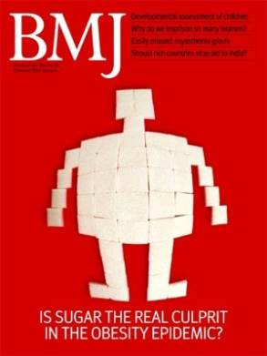 Le rapport entre le sucre et l'obésité