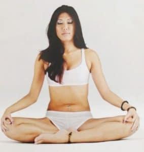 Position de yoga