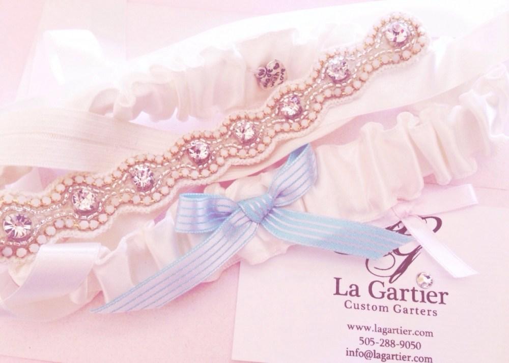 La Gartier Wedding Garters