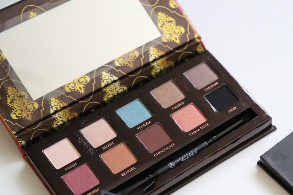 Anastasia Beverly Hills Tamanna Eyeshadow Palette #Giveaway!