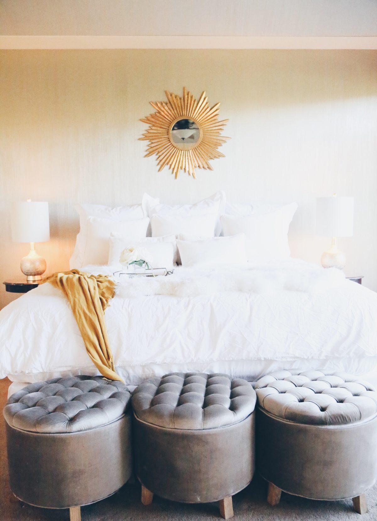 ohmybonbon rugsusa sweet dreams master bedroom tour