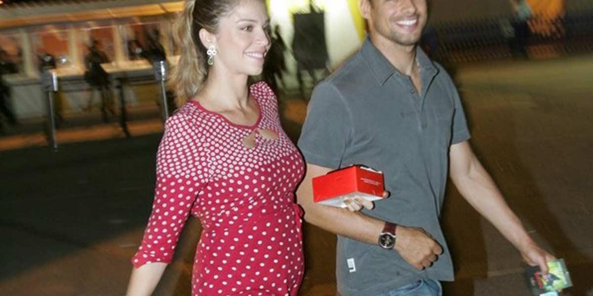 Grazi Massafera looks de grávida Cauã Reymond