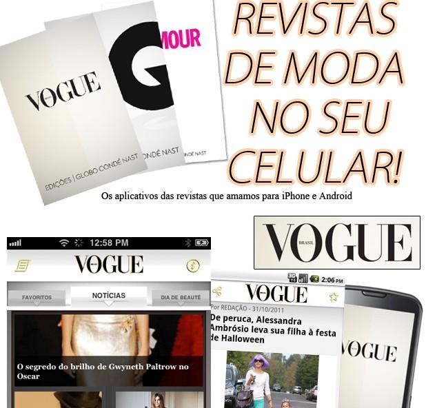 dica aplicativos de moda revistas iphone android dica blog de moda oh my closet