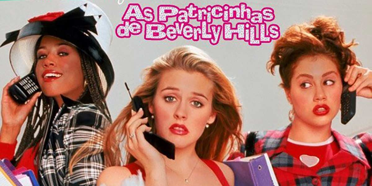 As Patricinhas de Beverly Hills Clueless dica de filme para assistir no domingo.