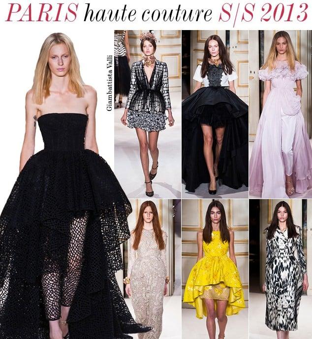paris haute couture spring summer 2013 desfiles blog de moda alta costura fashion week paris