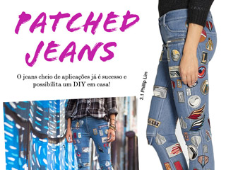 patched jeans aimee song song of style tendency blog de moda oh my closet zara calca phillip lim jeans