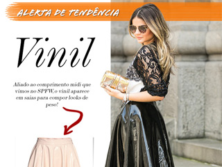 inverno 2014 tendencia vinil blog de moda oh my closet tendencias saia midi thassia