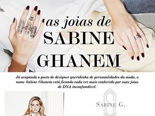 sabine ghanem sabine g blog de moda oh my closet joins tendencia aneis brincos design