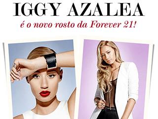 iggy azalea na forever 21 blog de moda oh my closet monica araujo noticia iggy forever 21 tendencia campanha