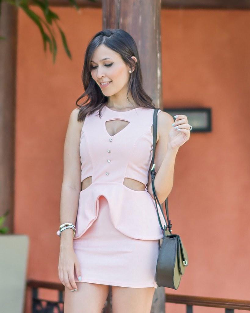 Detalhes conjunto rosê Ypslon Atacado look blogueira Mônica Araújo Oh My Closet Verão 2017