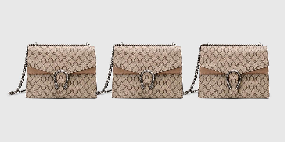 Gucci Dionysus it bag Oh My Closet tendencies