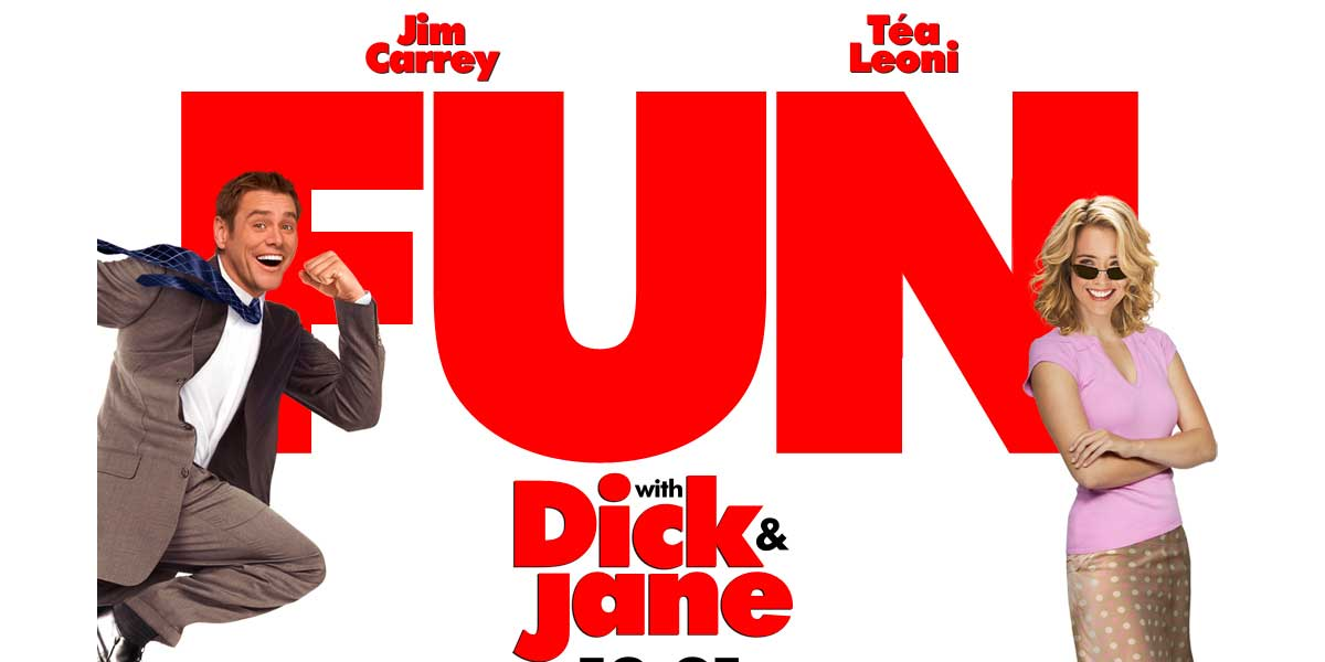 Dica de filme de domingo: As Loucuras de Dick e Jane. Veja mais no Oh My Closet!