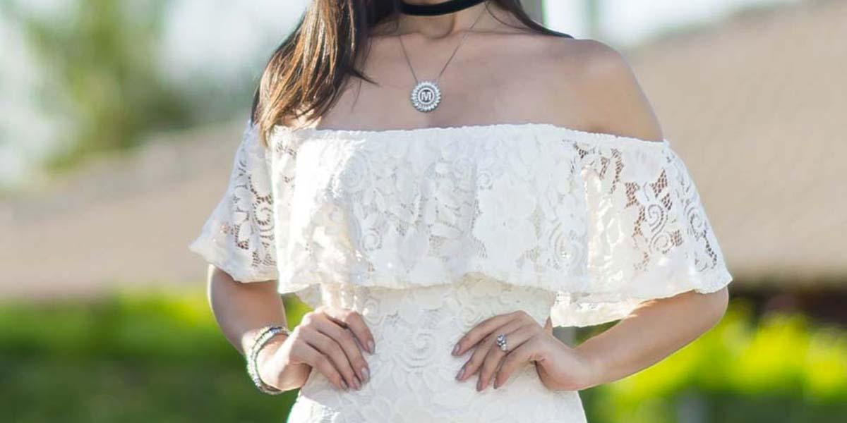 Vestido longo ombro a ombro branco: veja onde comprar o hit do verão. A Amaro tem e tem mais dicas do verão 2017 no Oh My Closet!