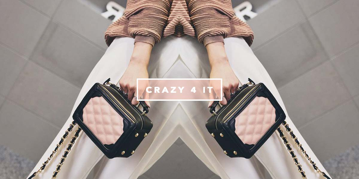 Bolsa Chanel Inspired Zaful statement piece it bag martelasse achados Oh My Closet