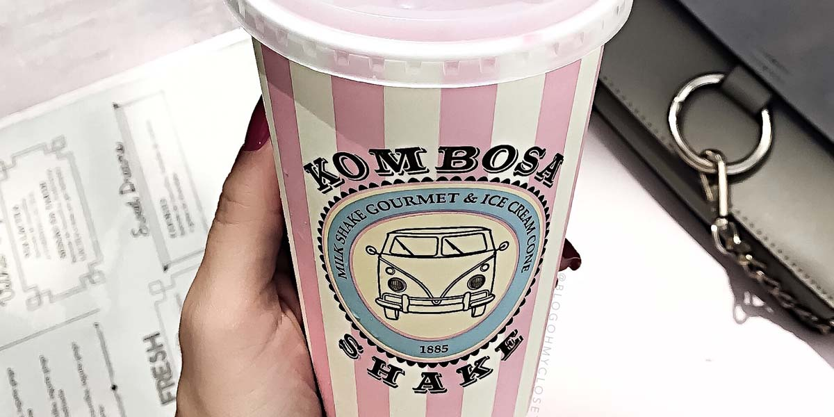 O que fazer no verão 2017. dica de lifestyle com milkshake da Kombosa Shake. Mais dicas do que fazer em Rio Preto e São Paulo no Oh My Closet!