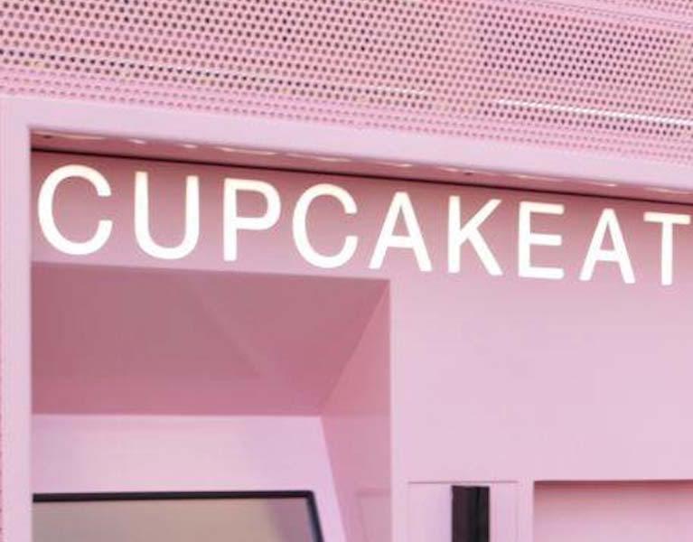 Cupcake ATM Beverly Hills Como Funciona.