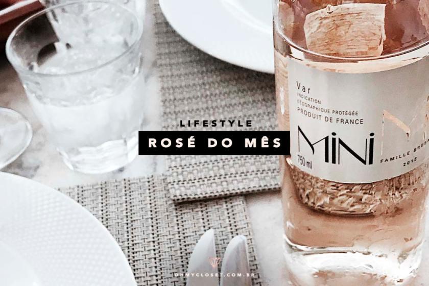 Lifestyle: dica de vinho rosé 2017.