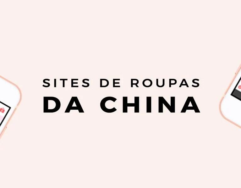 Sites de roupas baratas da China, veja os mais confiáveis.
