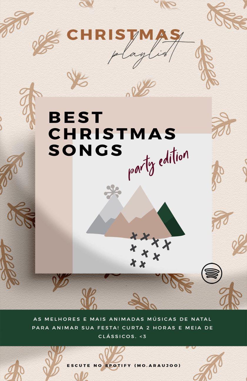 Classicos de Natal - Playlist Natalina no Spotify