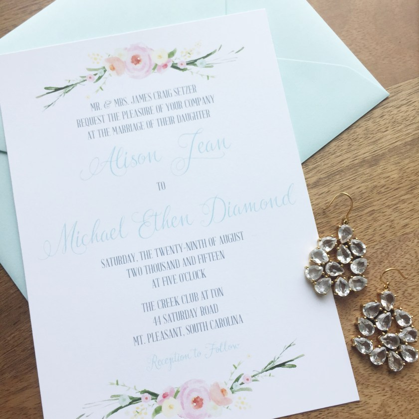Rocksbox Custom Invitations