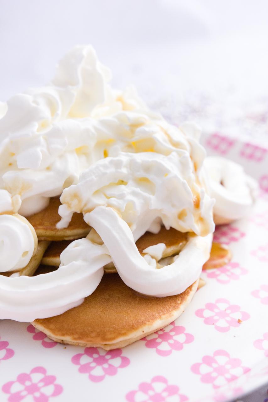 recette pancakes degustabox blog sirop érable chantilly