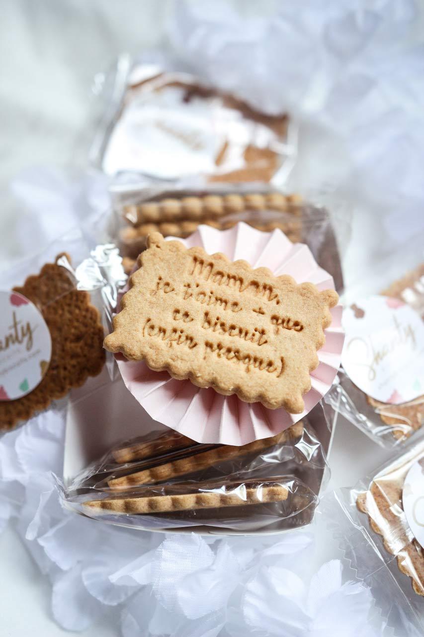 Biscuits de la marque Shanty