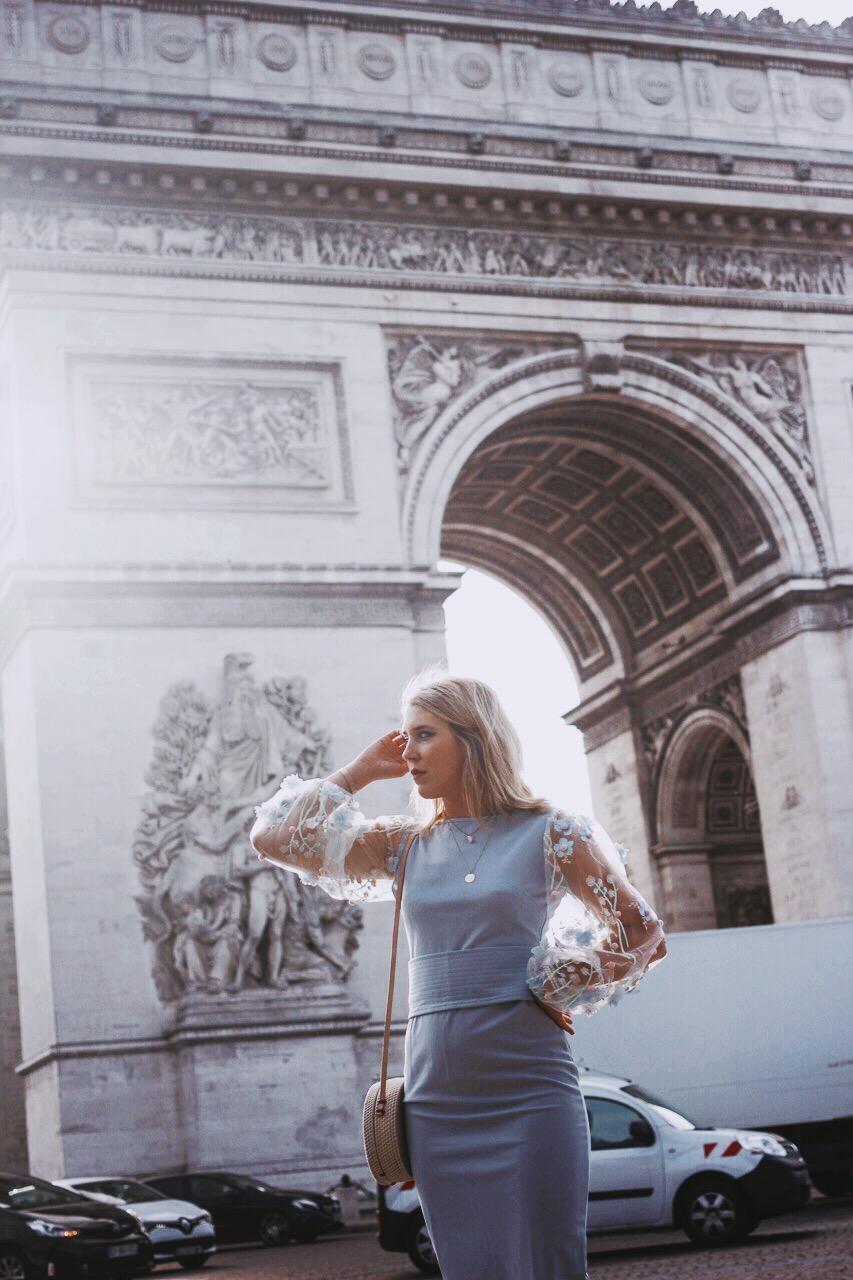 Blogueuse mode à Paris