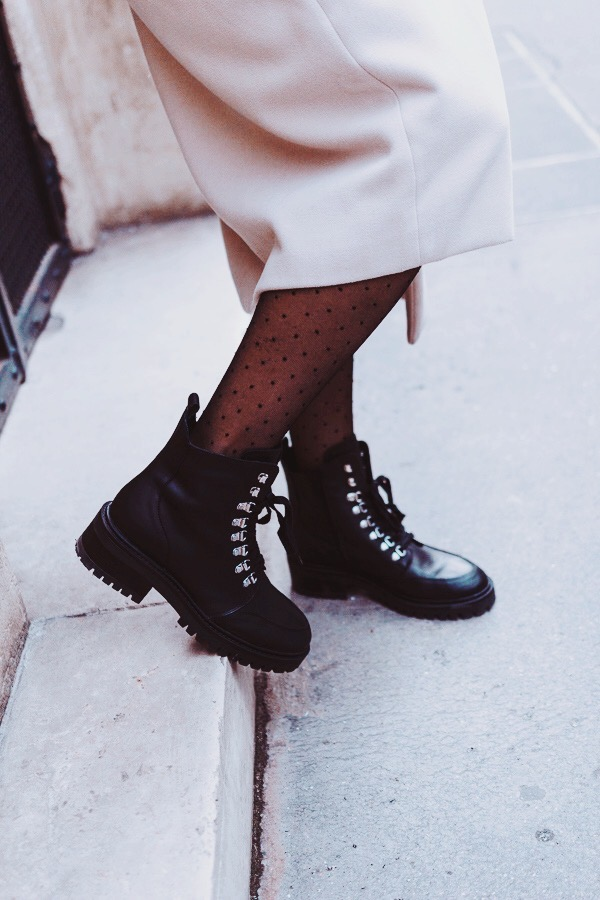 Bottines rock