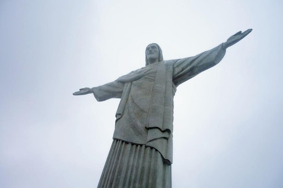 Statue du Christ Rédempteur