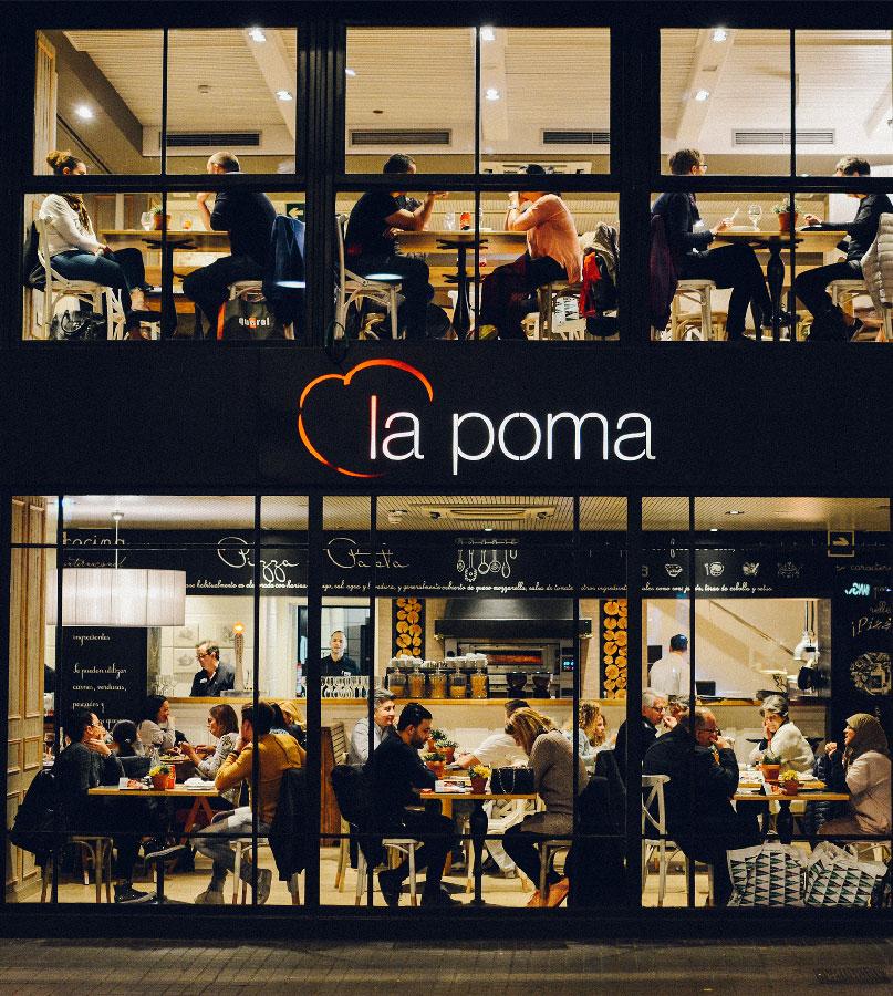 WiFi Marketing Restaurante