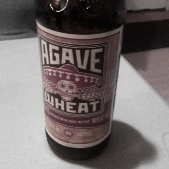 Agave Wheat Beer from Hazel's Beverage World