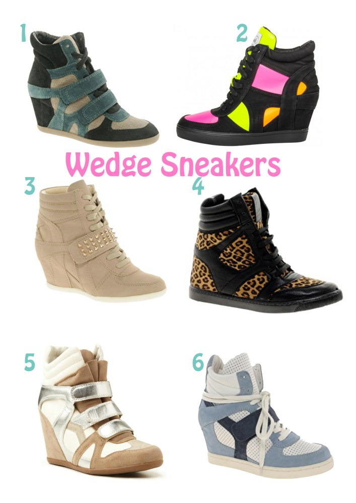 Photo Challenge - Photo 28 Shadows & Outfit/ Trend Post - Wedge Sneaker! (2/2)