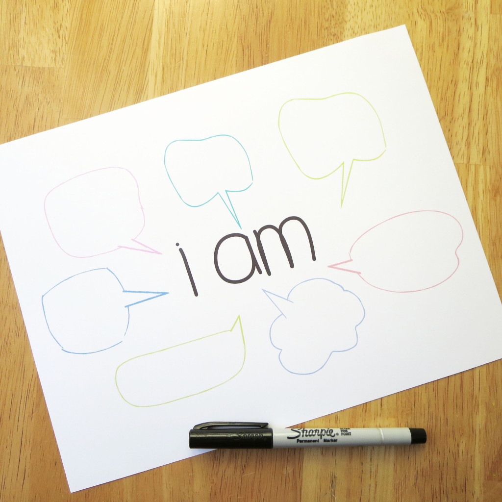 I Am Beat Your Bullies With Positivity A Printable Too Oh My Handmade