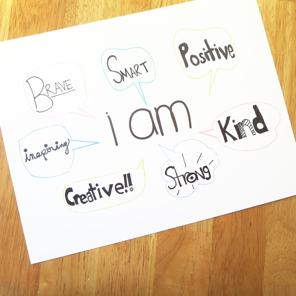 I Am Beat Your Bullies With Positivity A Printable Too