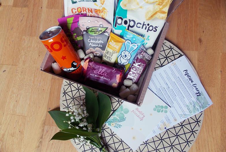 Snackies = Découverte de la box du mois d'Avril !
