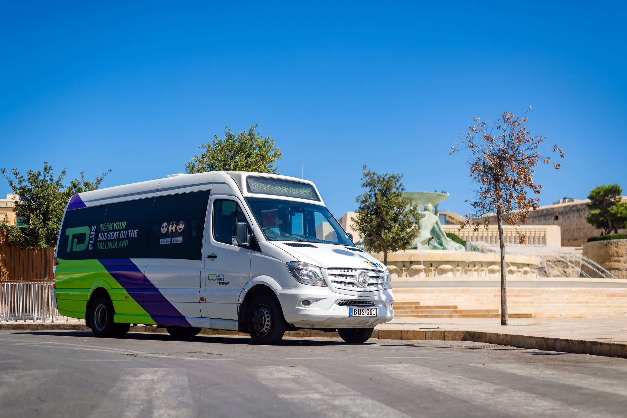 Ride in comfort: Tallinja on demand service re-launched