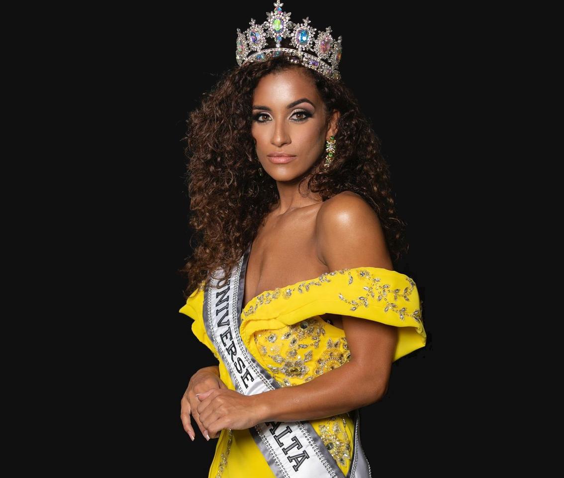 Anthea Zammit crowned Miss Universe Malta 2020