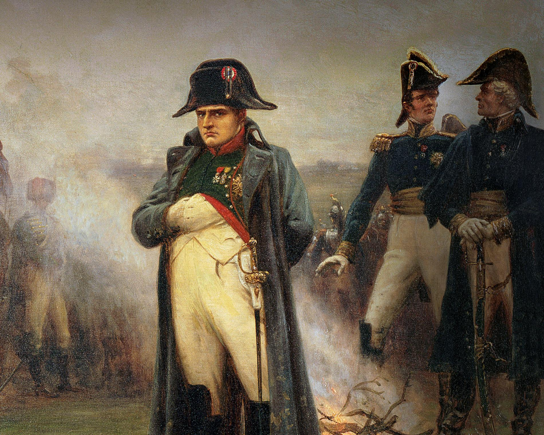 Replicas of Napoleon's letter for sale for a good cause