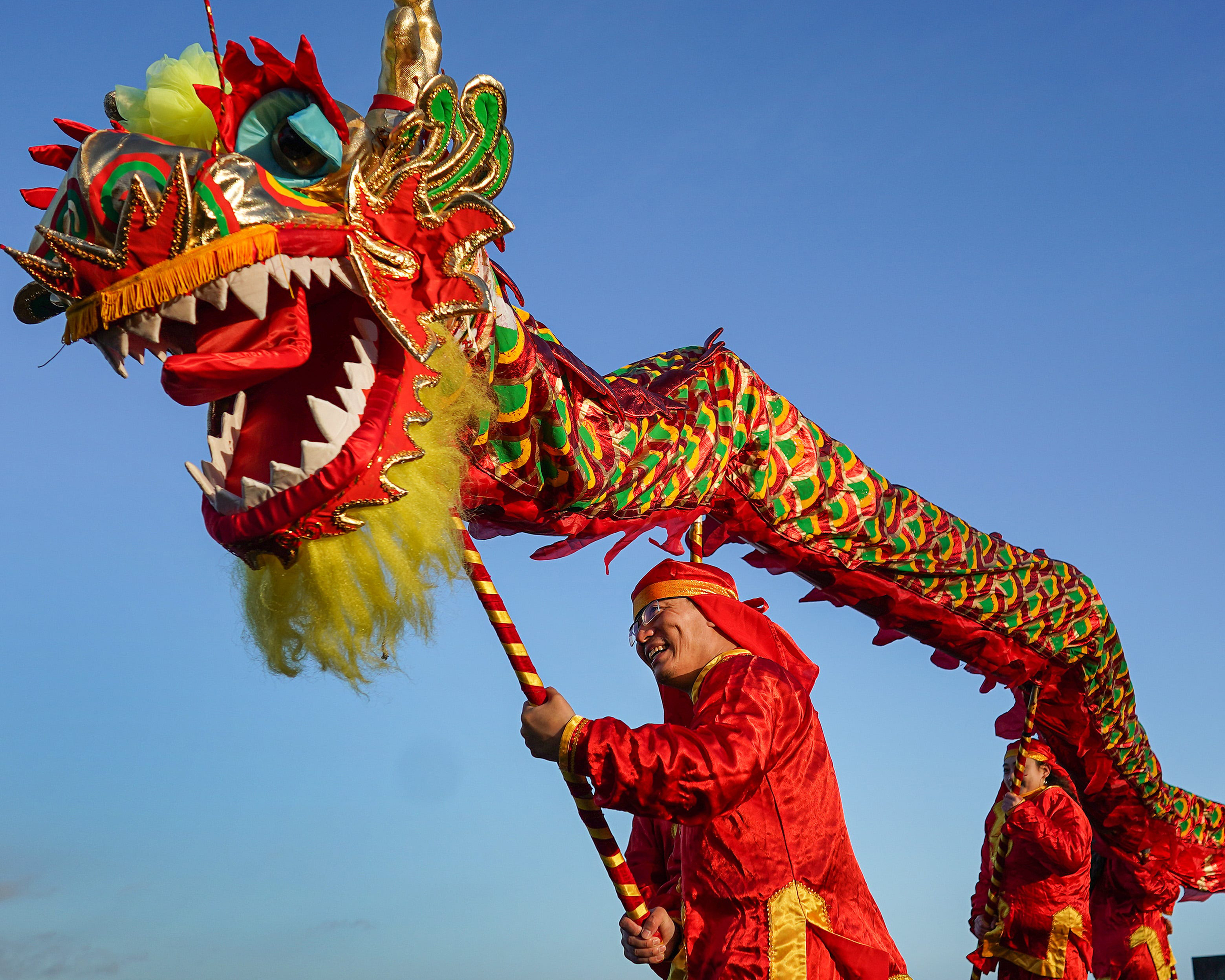 Happy Chinese New Year: A Programme of Events