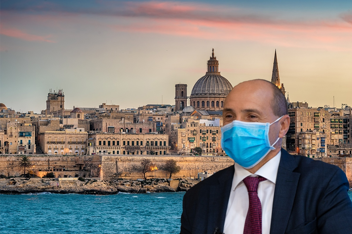 Read more about the article COVID-19 in Malta: it's good to be green
