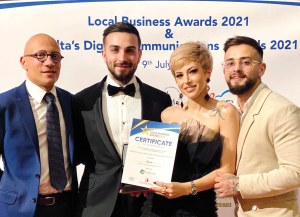 Read more about the article Carisma Collections wins Best Local Jewellery Design and Technique Award 2021