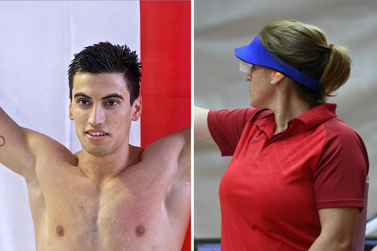 Read more about the article Malta's Flag Bearers chosen for Tokyo Olympics