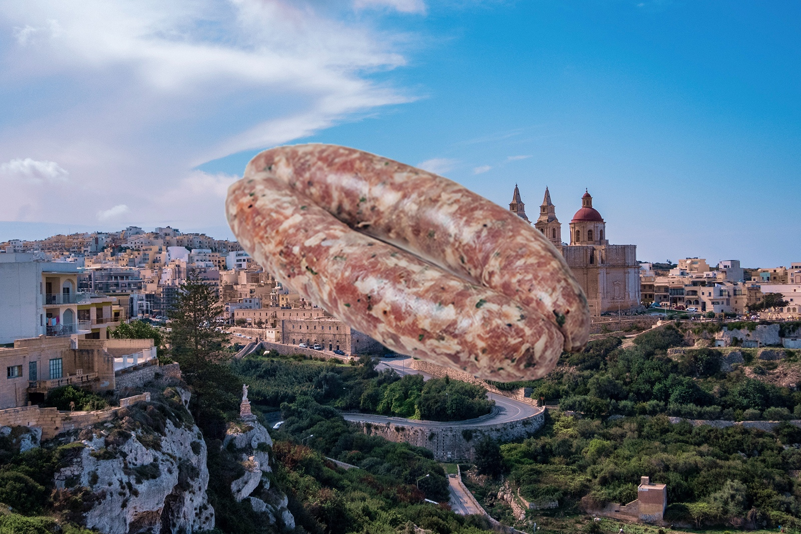 Celebrate Maltese sausage day the right way