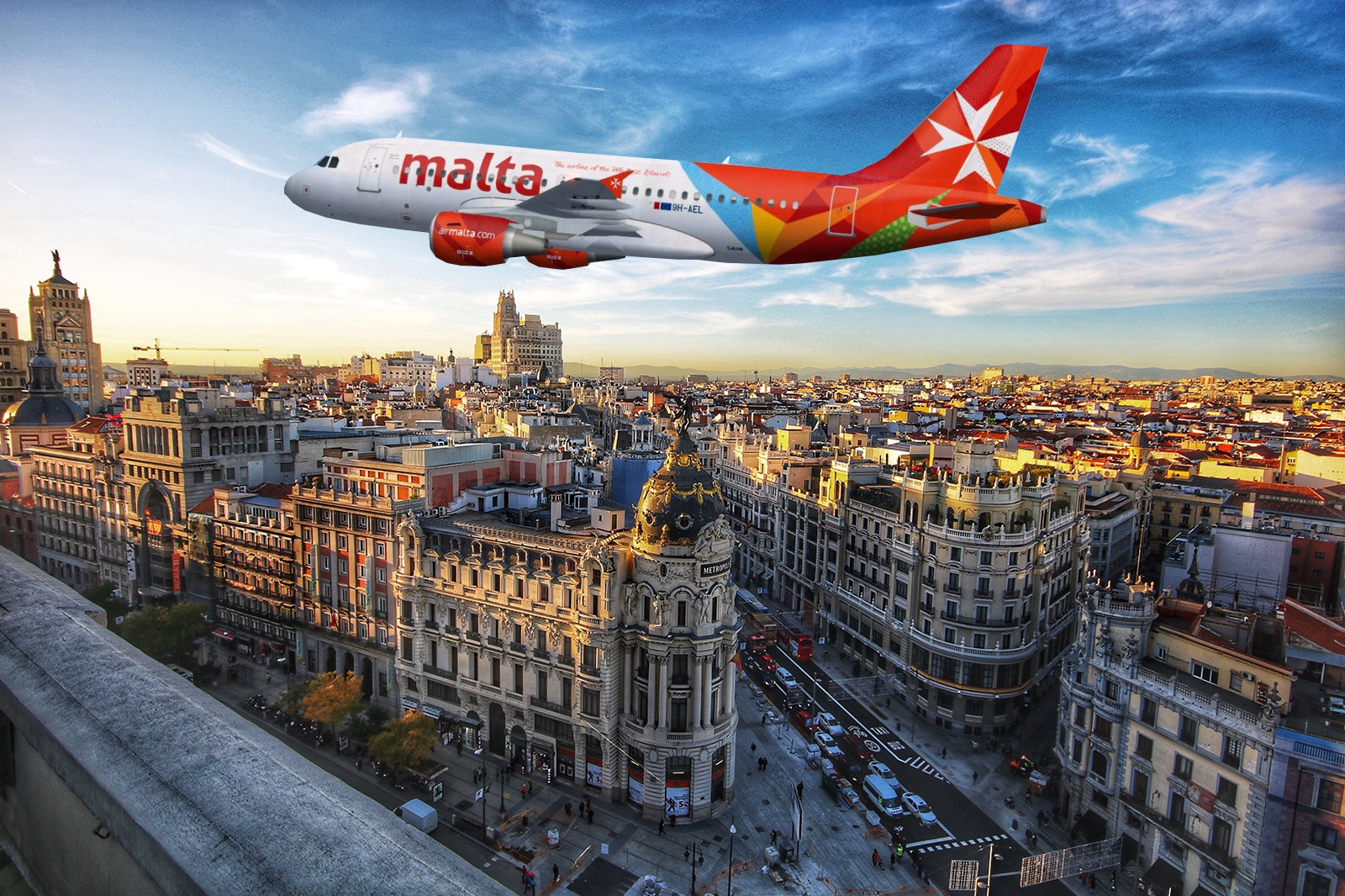 Read more about the article Air Malta resuming services to London Gatwick, Madrid and Moscow