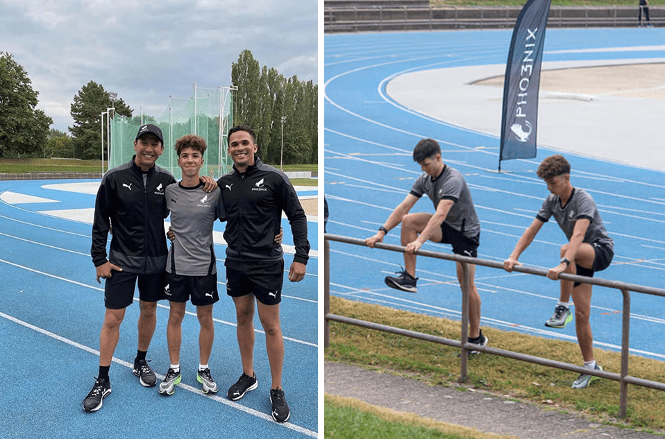 Read more about the article Triathlete Kai Azzopardi selected among 20 athletes to train at Switzerland camp