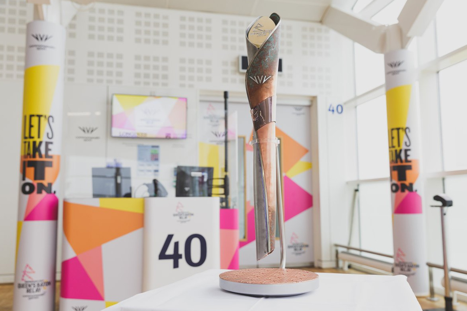 Read more about the article Commonwealth Games: Queen's Baton arrives in Malta